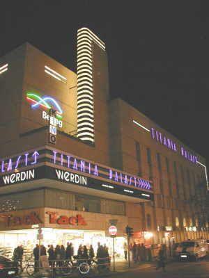 BERLIN Titania - Palast