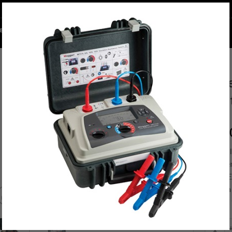 Megger 1002909 MIT1525 US 15kV Insulation Tester Best