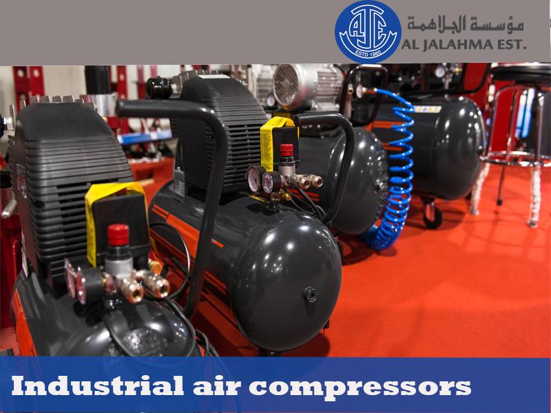 At Aljalahma Est. we deal in a variety of industrial grade