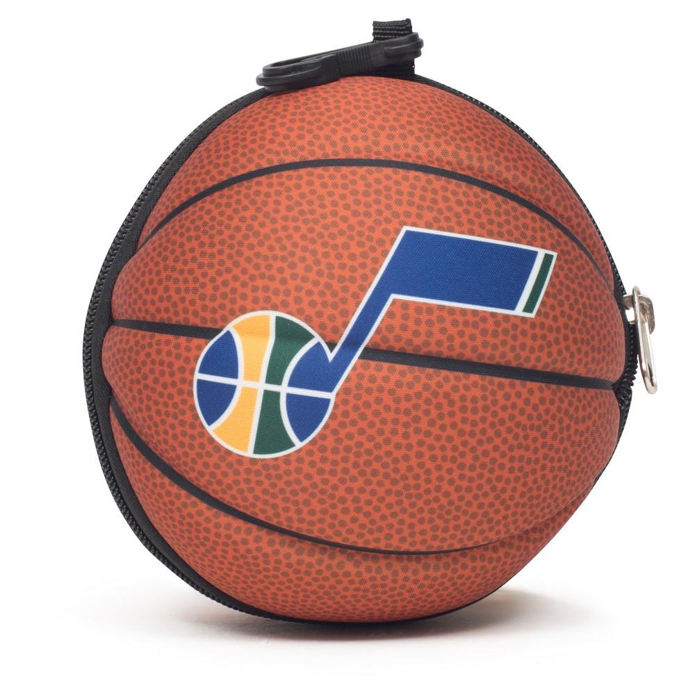 Nba Oklahoma City Thunder Collapsible Basketball Duffel Bag In 2021 Utah Jazz Basketball Jazz Basketball Utah Jazz
