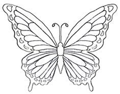 Butterfly Coloring Pages Download Free Butterflies To Color Butterfly Art For Kids Butterfly Coloring Page Butterfly Drawing Coloring Pages