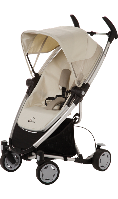 Zapp Xtra with Folding Seat Quinny USA The Flexible