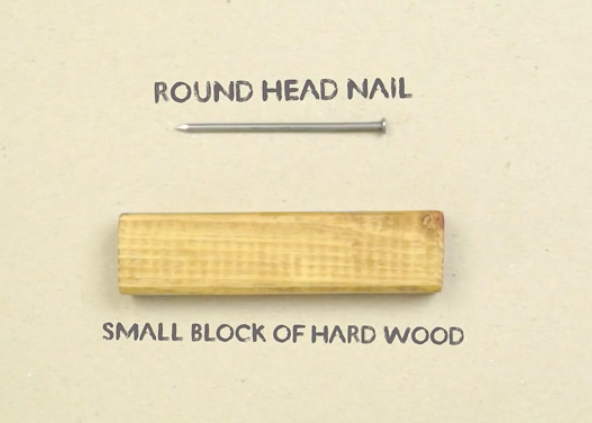 With Two Of The Simplest Items He Makes The Handiest Of Tools! - http://www.wisediy.com/with-two-of-the-simplest-items-he-makes-the-handiest-of-tools/