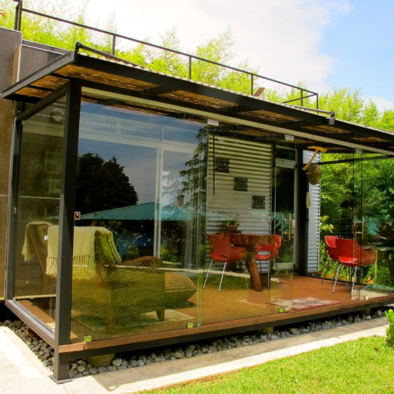 The Lotus House at Casa Metta: Modern Mountain Cottage on Estate with gorgeous ... | HomeAway