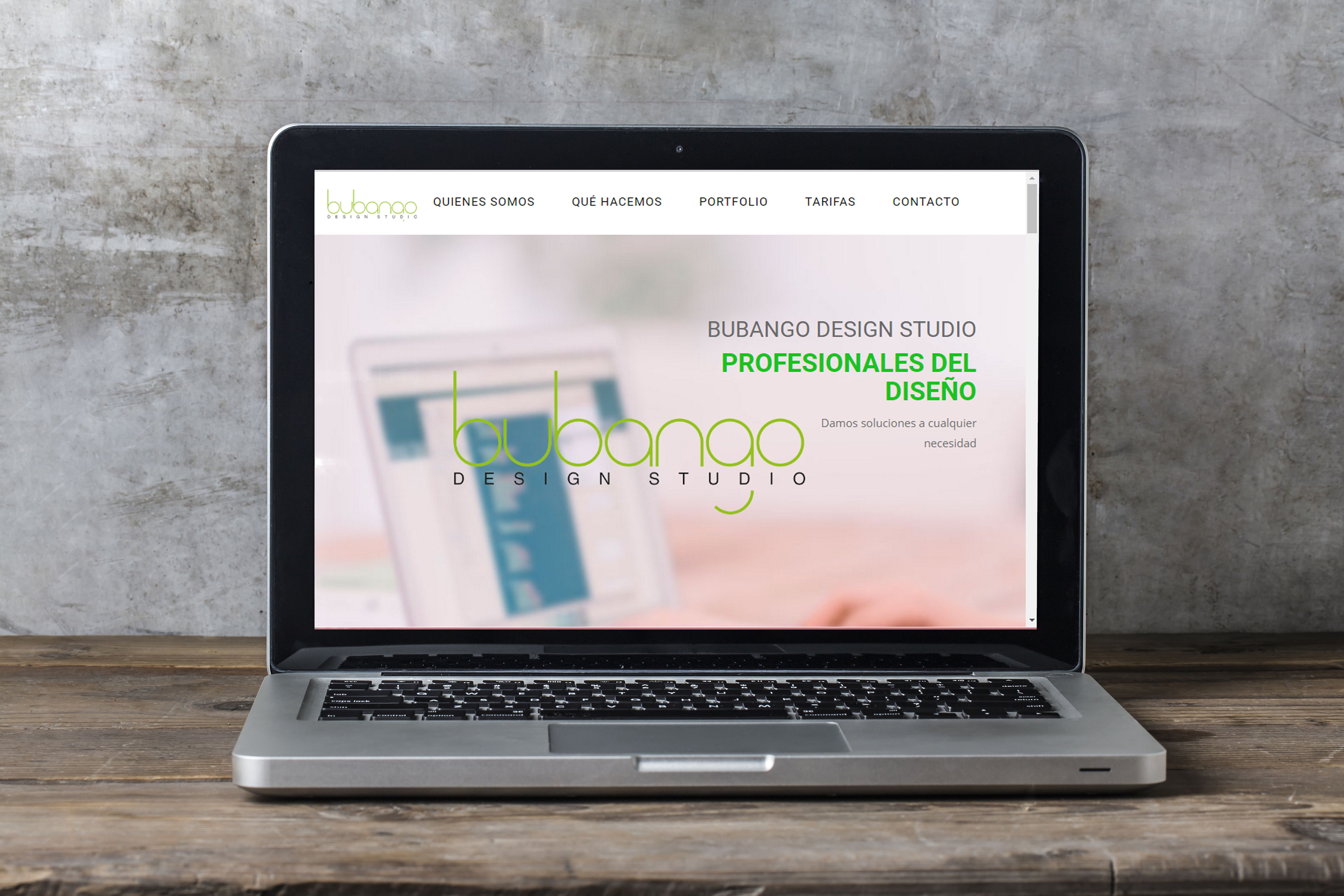 ¡Nuestra nueva web!/Our new web! www.bubangostudio.com