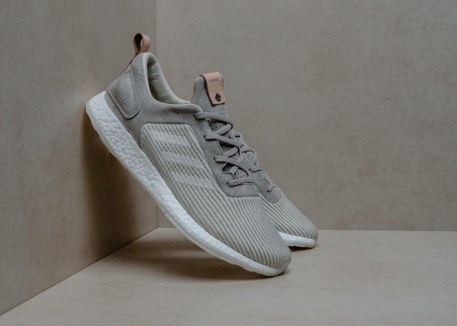 Solebox X Adidas Consortium Pure Boost Dpr Zapatos Zapatillas Tenis