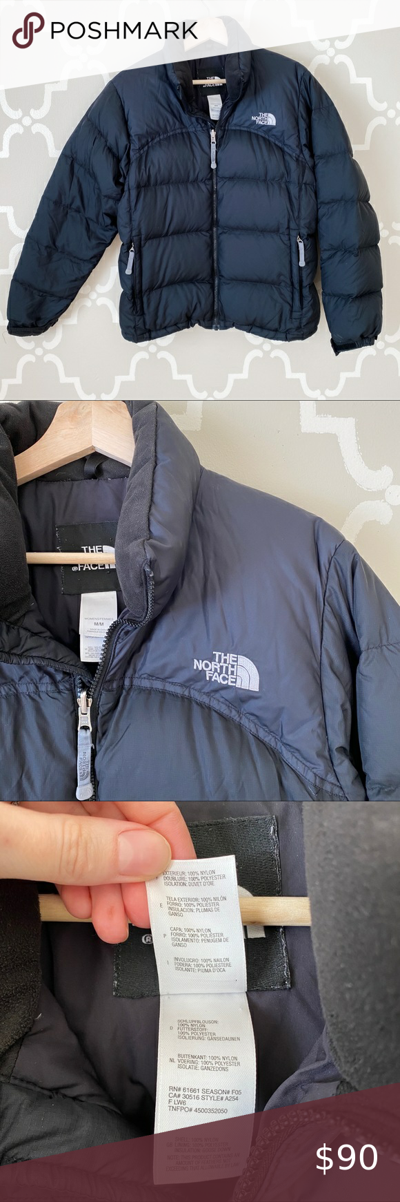 The North Face Women S Nuptse Down Jacket Style A254 700 Welcome To My Closet Here You Will Find Gently Used North Face Women North Face 700 The North Face [ 1740 x 580 Pixel ]