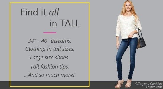 492e10a40e6 Tall Women Resource brings together everything you need to make your life  easier.