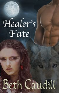 Healer's Fate by Beth Caudill - ReIssue