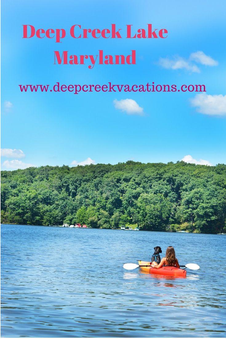 Deepcreeklake Familyvacations Petfriendly Deep Creek Lake Deep Creek Lake Maryland Lake
