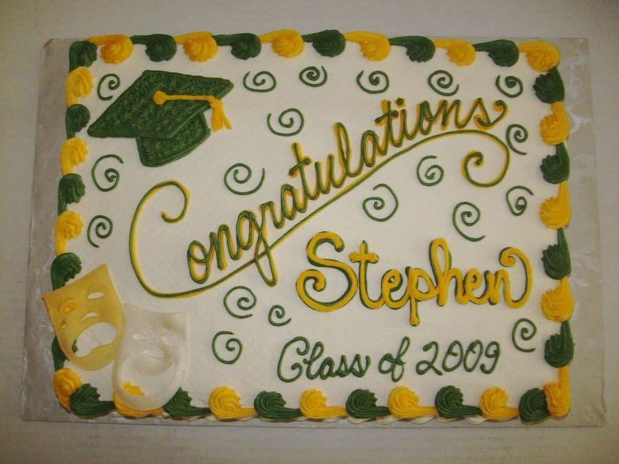 Graduation Graduation Cakes
