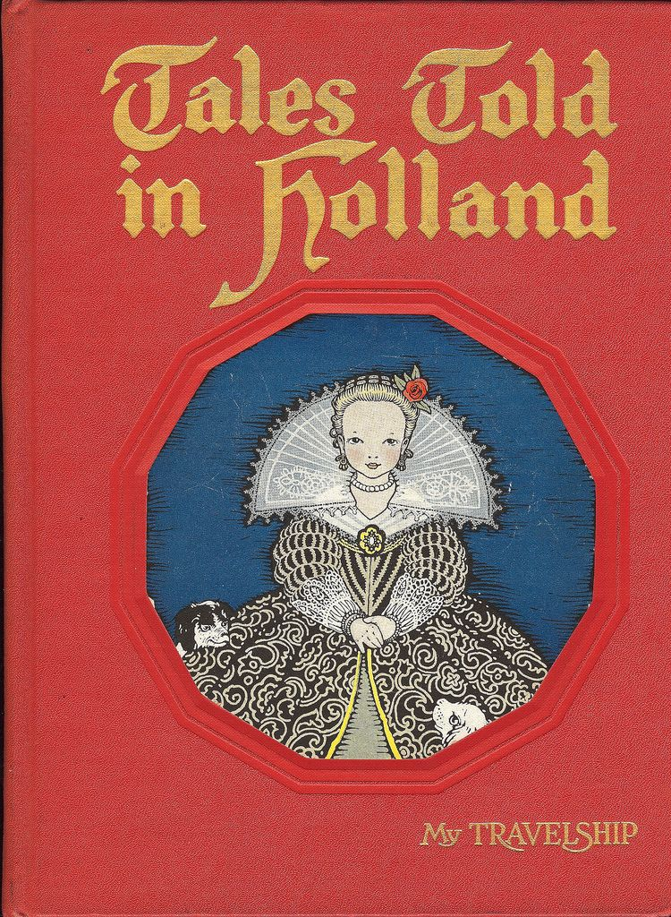 book ~ Tales Told in Holland