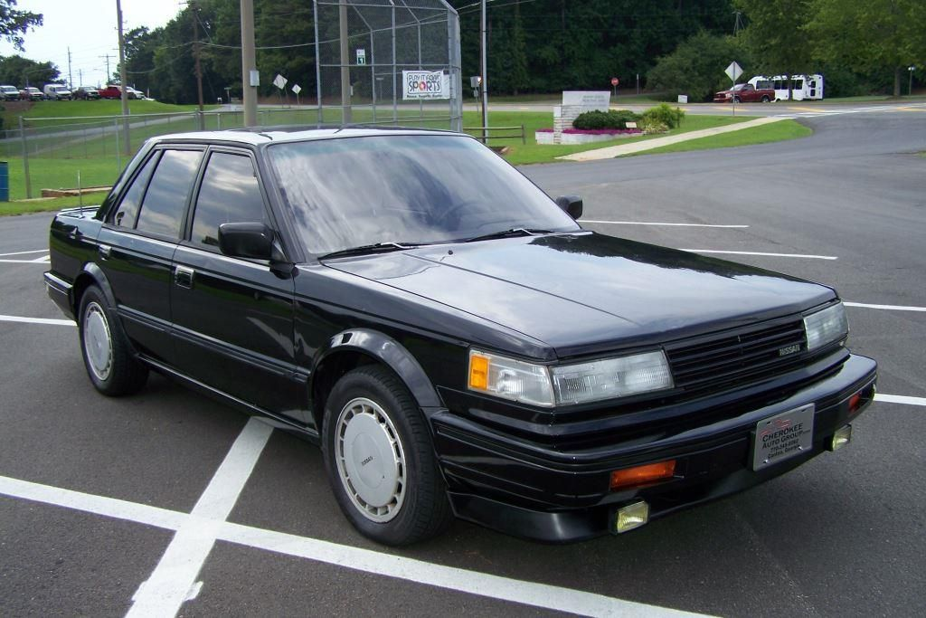 old nissan maxima - Google Search | Hood Cars | Pinterest ...