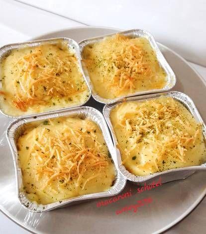 Resep Schotel Macaroni Bolognese Kukus Oleh Rhinie S Kitchen Resep Makanan Pendamping Ide Makanan Resep Masakan Belanda