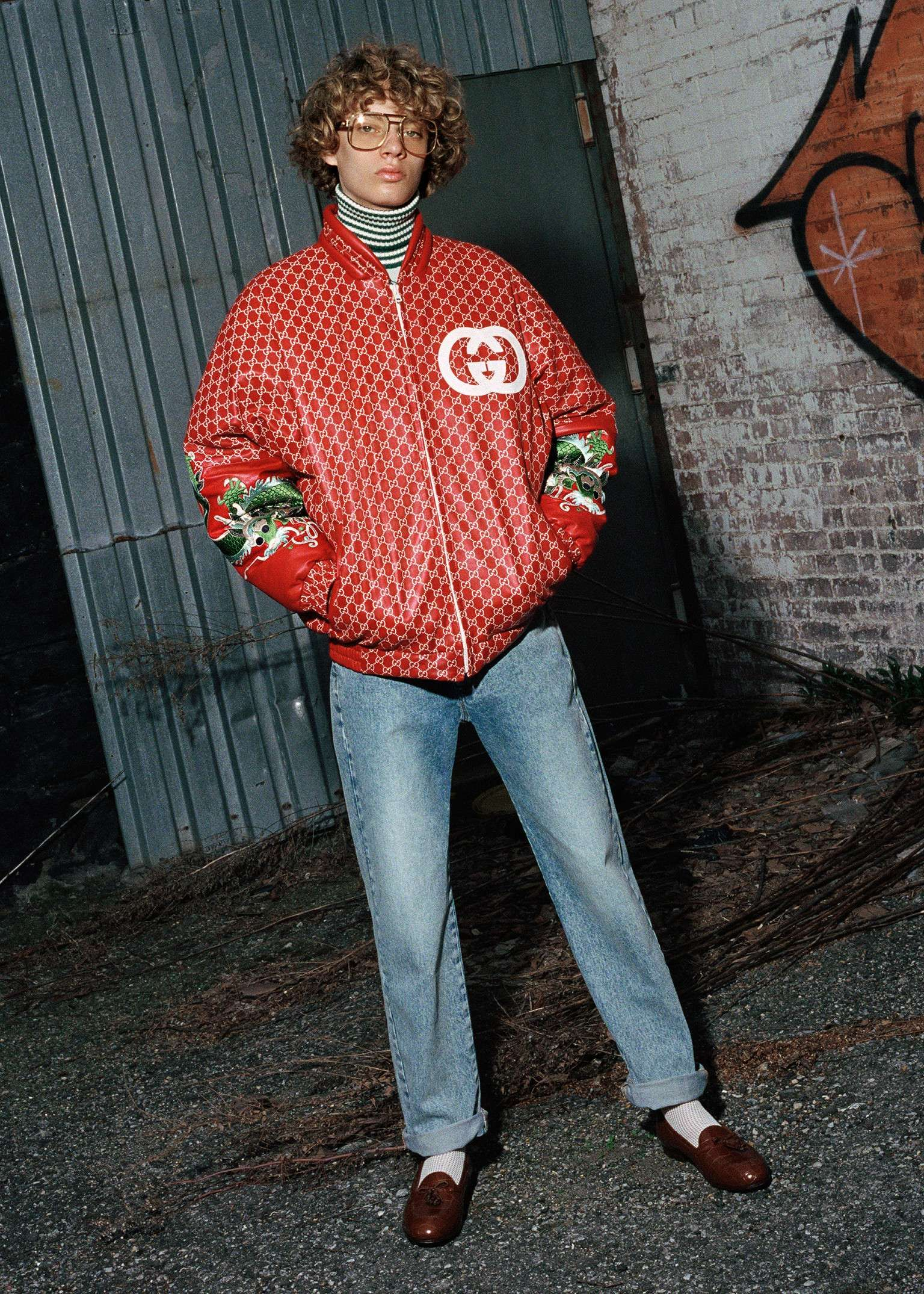 422d0d3ef Gucci-Dapper Dan: a special collaboration between the House and the Harlem  designer.