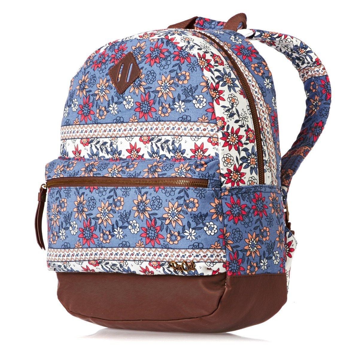 3b4b2d870404 Women s Rip Curl Backpacks - Rip Curl Flower Power Dome Backpack - Allure
