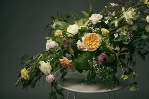 Jessica Zimmerman | ZIMMERMAN | zimmermanevents.com  #jessicazimmerman #zimmermanevents #reception #centerpiece #arrangement #floraldesign #florist #weddingflowers