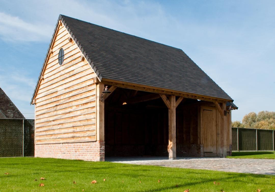landelijke houten carports | tuin | Pinterest | Car ports, Verandas ...