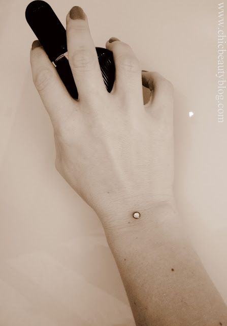Microdermal Wrist Piercing