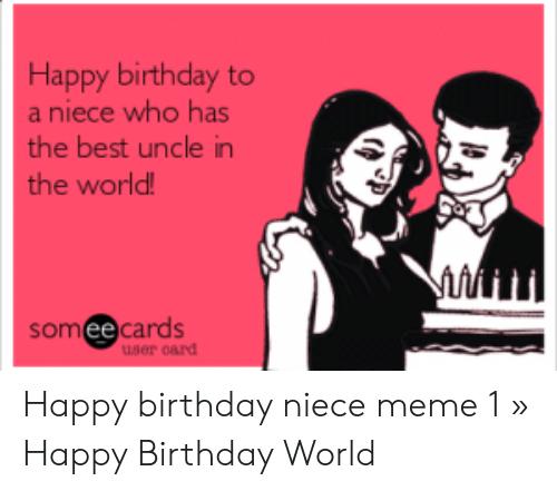 22 Hilarious Happy Birthday Niece Meme Pictures Nine Bro Happy Birthday Niece Happy Birthday Funny Happy Birthday To Niece