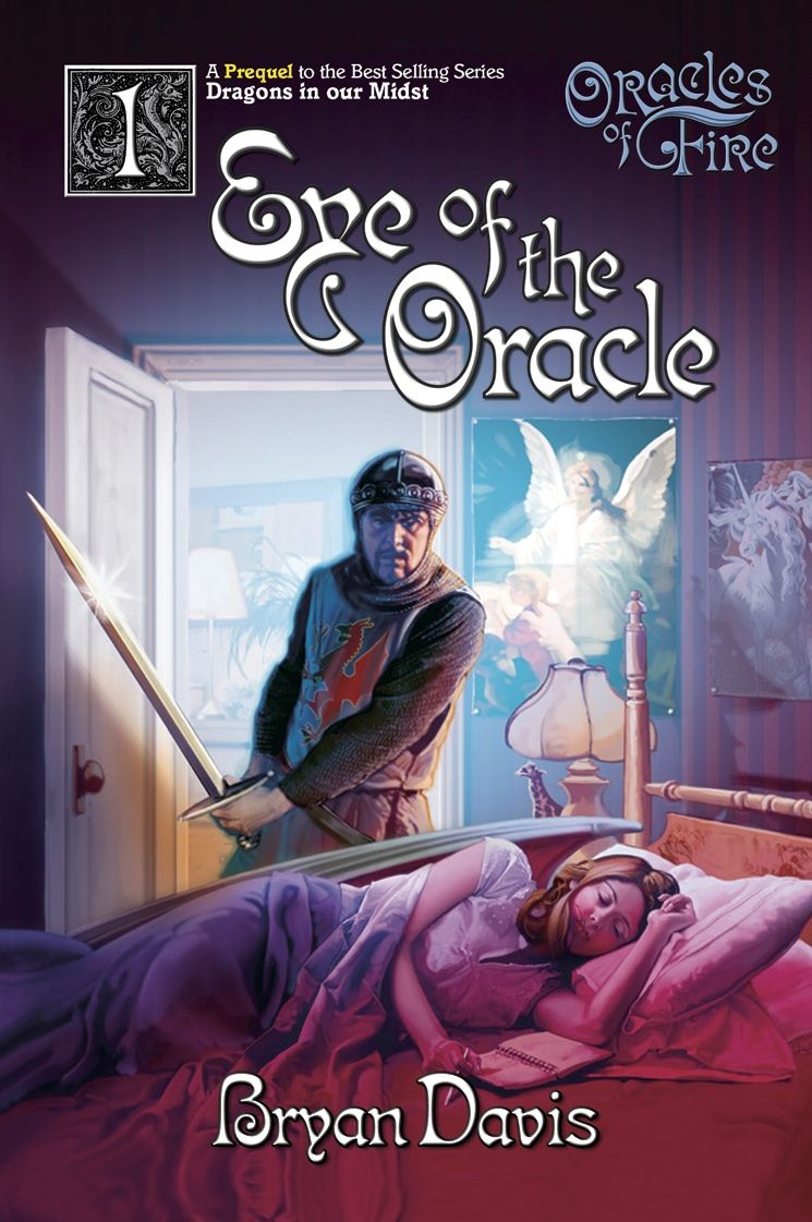 Eye Of The Oracle, Oracles Of Fire 1, By Bryan Davis (continuation Of