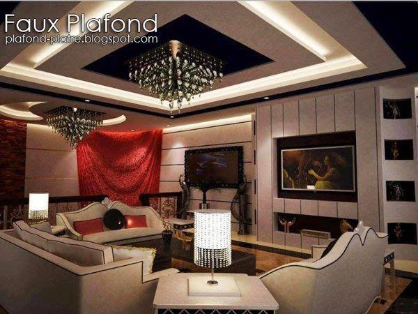 Relativ faux plafond contemporain - Recherche Google | plafond | Pinterest  PM84