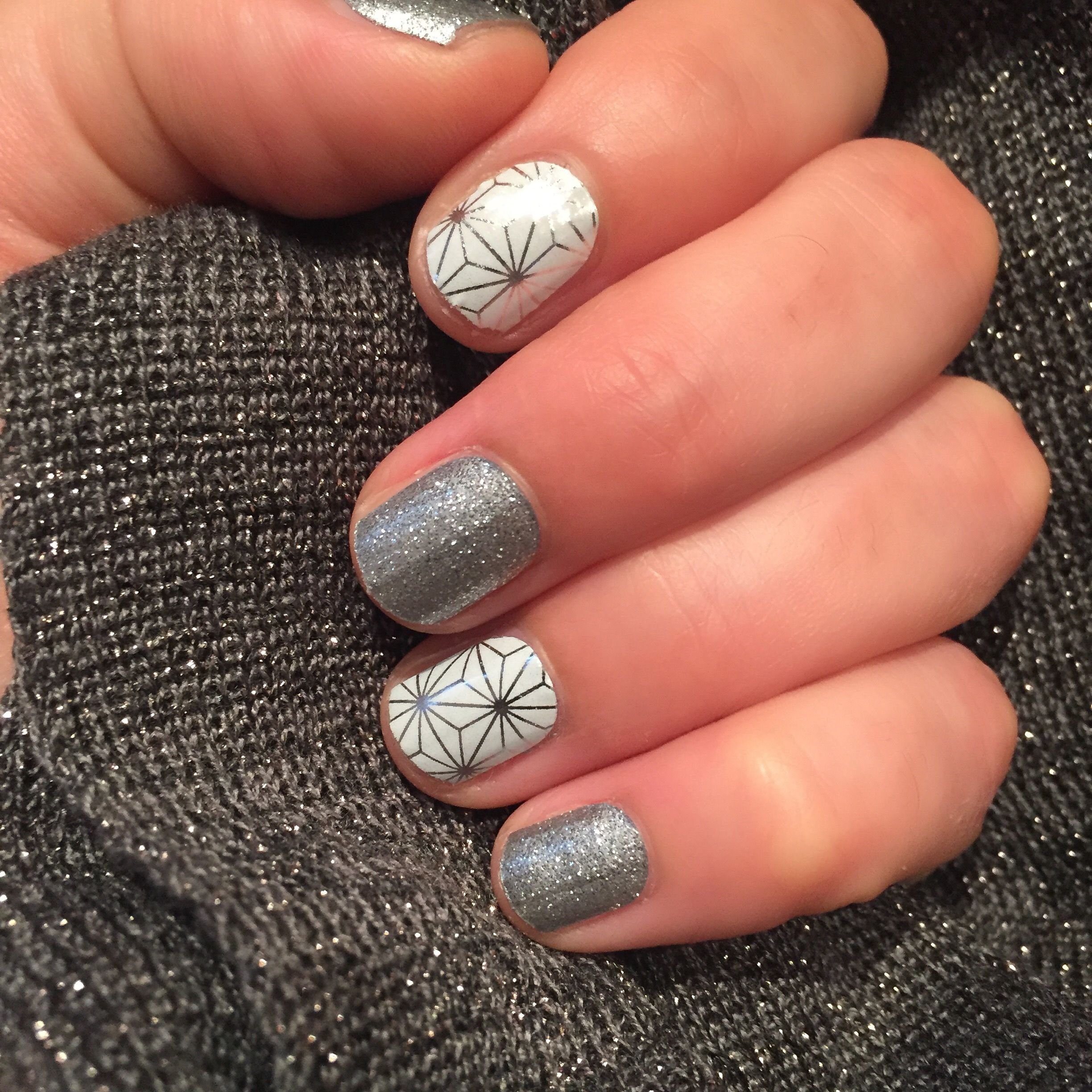 Jamberry Nails Diamond Dust Sparkle and Morrocco BelleJam.jamberry ...