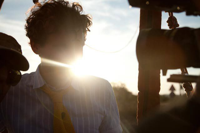 """Mika, my sunshine - Ibiza 2011 - from the """"Mika Backstage"""" album on Mika's Facebook page"""