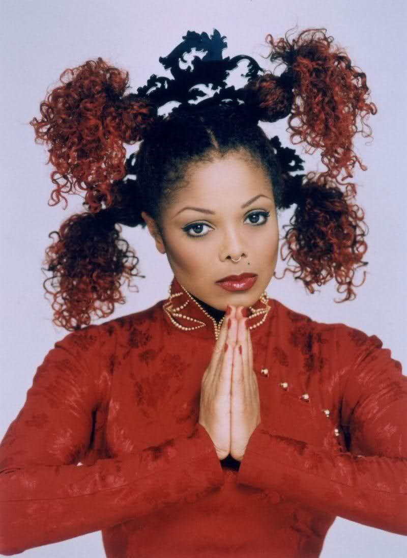 Janet Jackson appreciation day! 90's style #blackgirlmagic