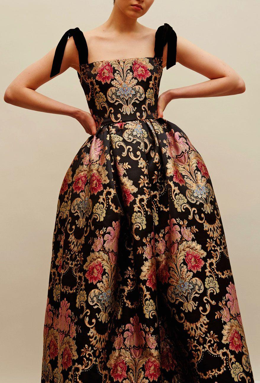 Reem Acra Fall 2019 Haute Couture