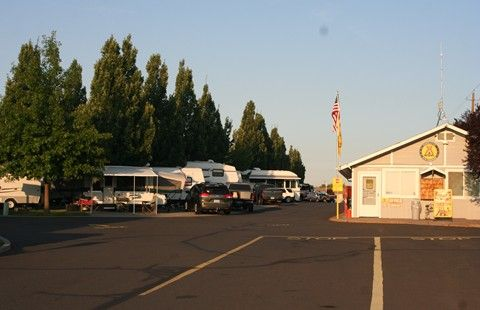 Pendleton Koa Journey Camping In Oregon Koa Campgrounds Oregon Camping Koa Campgrounds Camping Photo