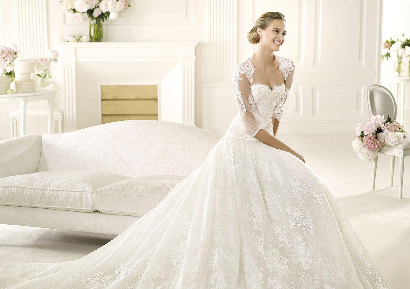 Pronovias 2013 Spring Summer Bridal Collection