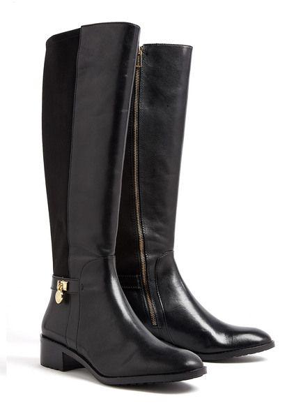dcebd3d2e57 Michael Kors riding boots