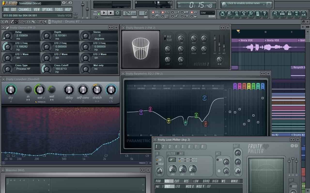 fl studio no sound piano roll