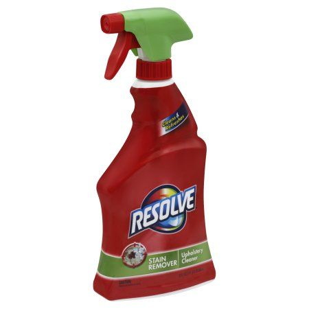 Resolve Upholstery Stain Remover 22 Ounce Stain Remover Stain Fabric Cleaners