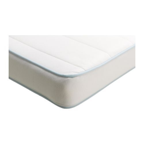 Spelevink Vyssa 00Baby CribWhite119 Ikea Mattress For Burrows knP80wOX