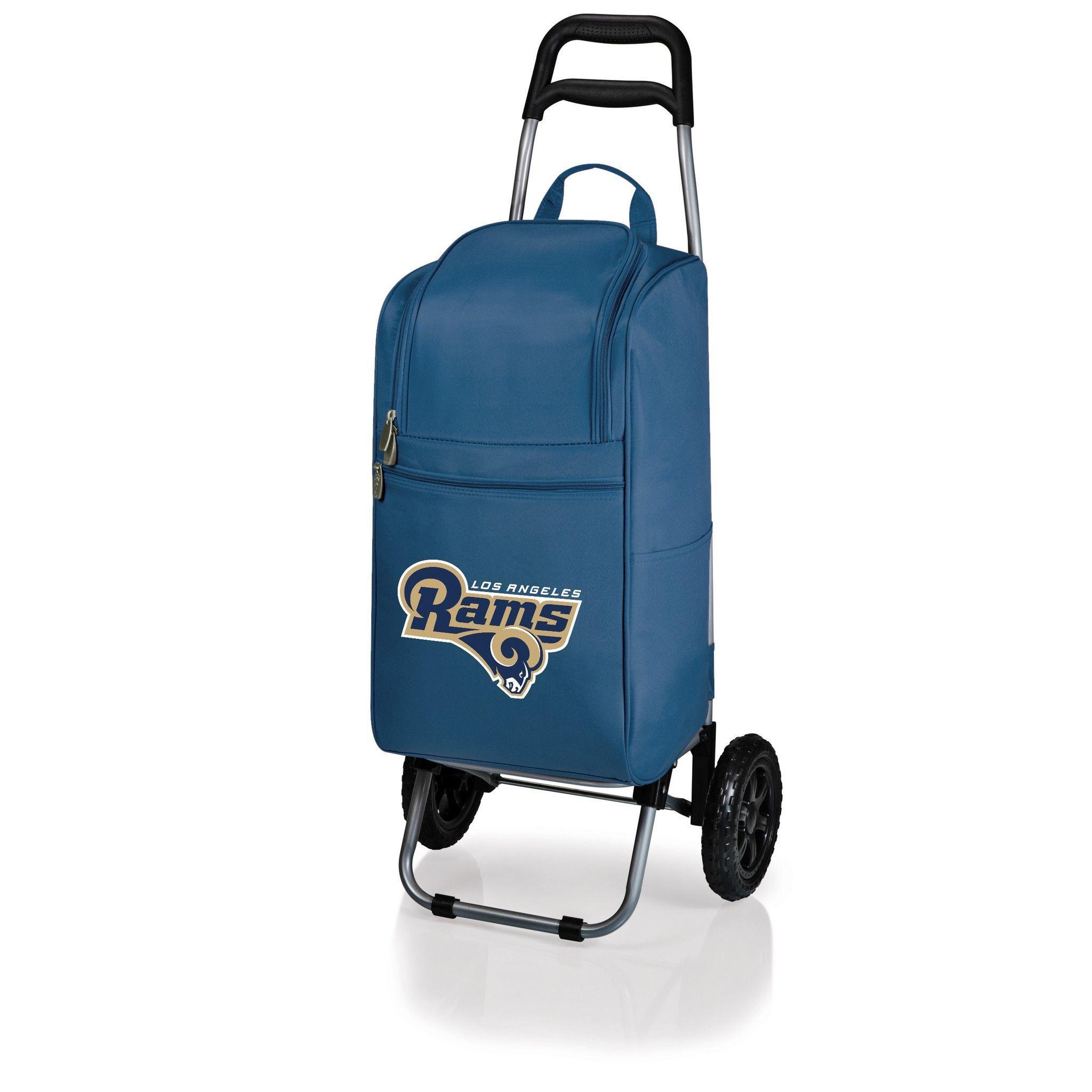 Cart Cooler - Los Angeles Rams (Navy)_Digital Print