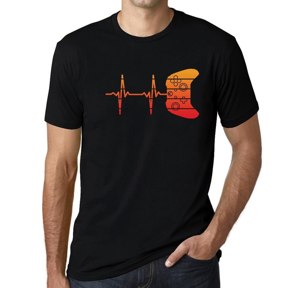 Heartbeat Organic T-shirt for Kids