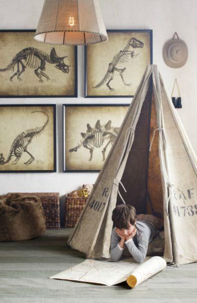 tente dino decor ideas en 2018 chambre enfant enfant. Black Bedroom Furniture Sets. Home Design Ideas
