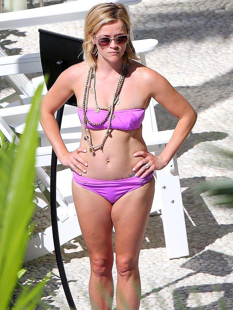 David Kibbe Reese Witherspoon   Celebrity bikini