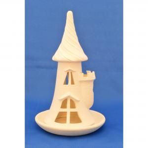 Candle Castle & Tray ,stockcode:BW-SC3160