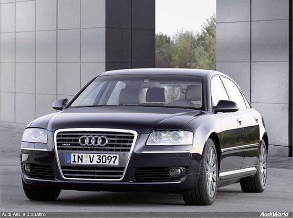 2004 Audi A8 6.0 W12- Frank's (Jason Statham) car in ...