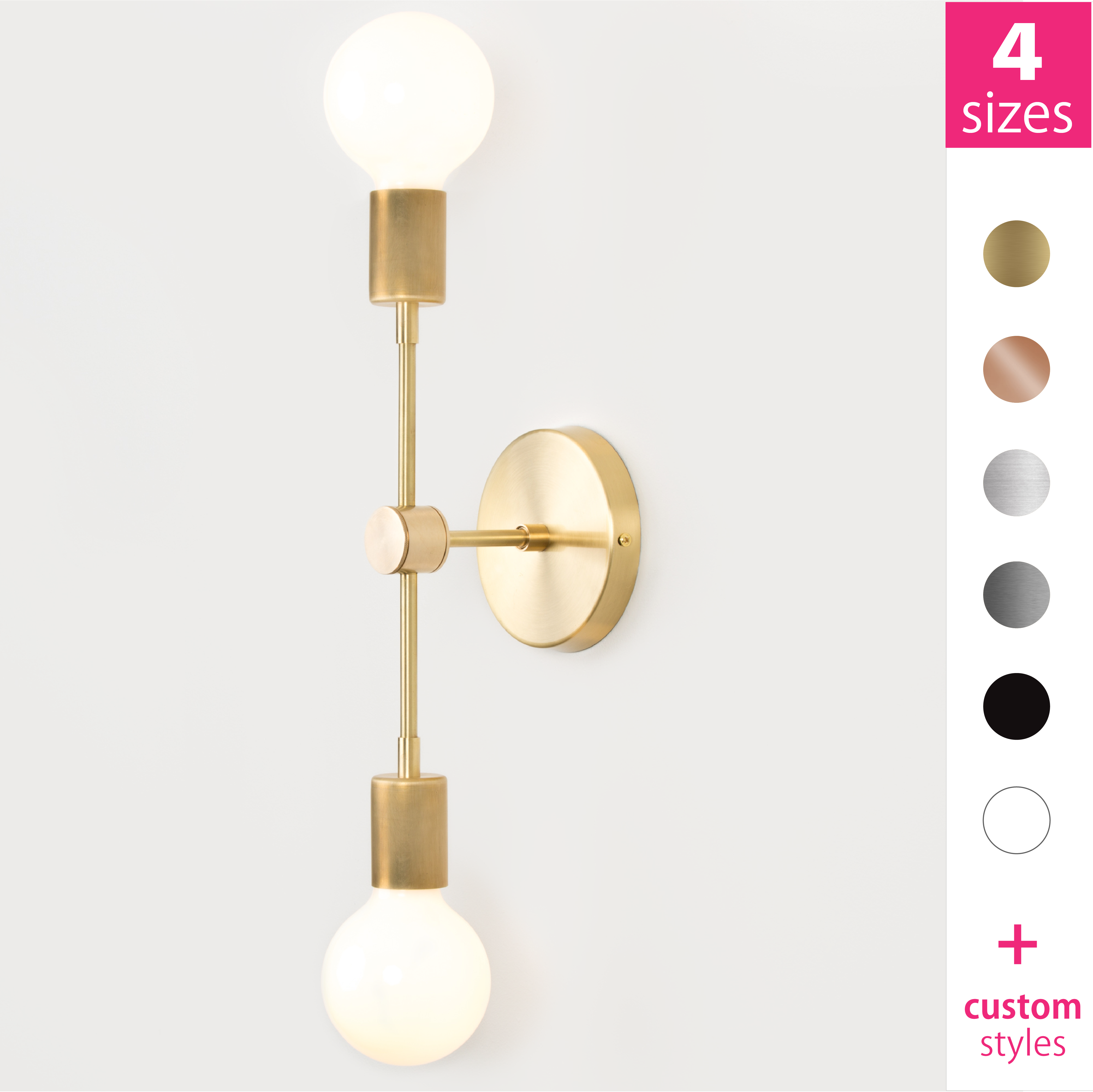 Duo Light In 2020 Sconces Wall Sconces Flush Mount Lighting