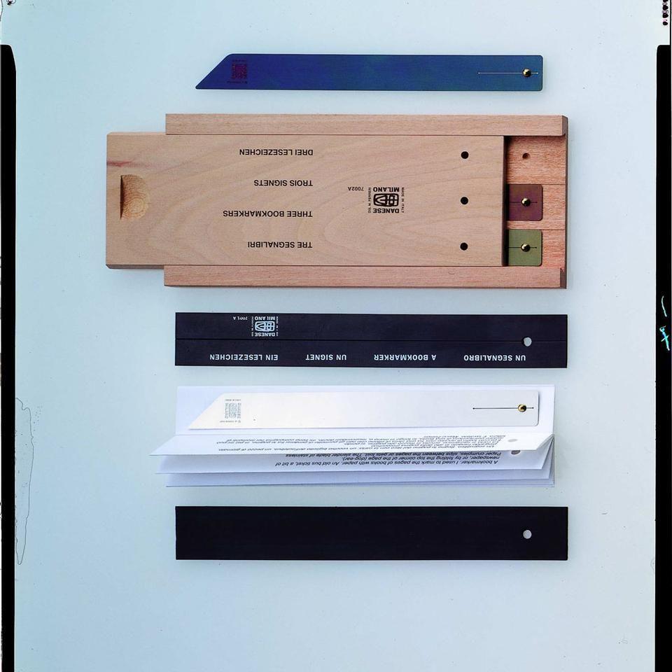 Bookmarks ellice marco ferreri danese objects pinterest