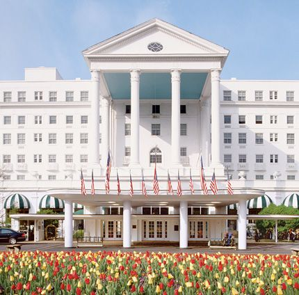Greenbrier Hotel Greenbrier Resort Westbury Hotel London Colony Hotel Palm Beach