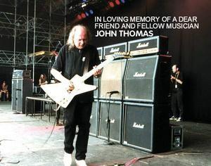 John Thomas (1952 - 2016)