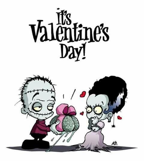 Anti-Valentines Day Enamel Pin Gift - Ectogasm | Anti