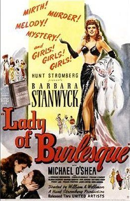 Watch Lady of Burlesque Full-Movie Streaming