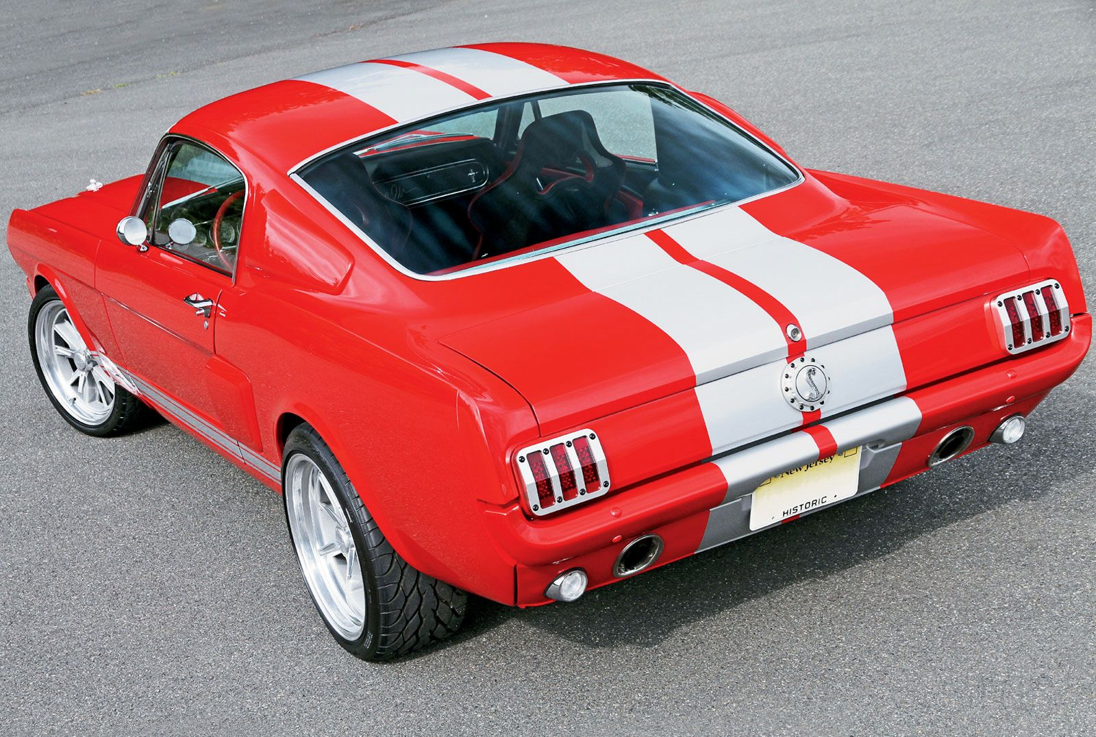 66 Ford Mustang GT350 Fastback