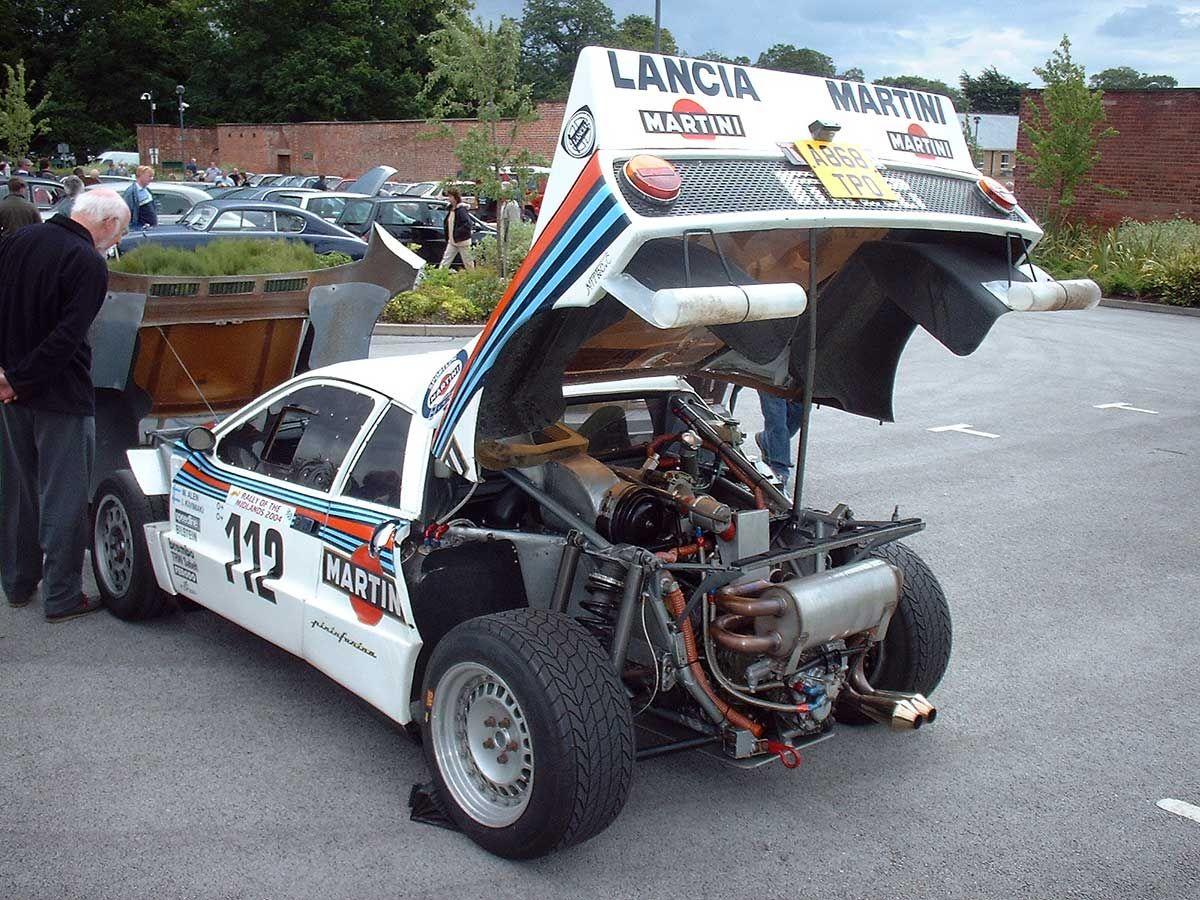 Lancia 037 | Lancia 037 | CARS | Pinterest | Rally, Martini racing ...